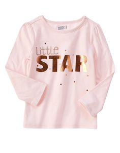 Little Star Tee at Crazy 8  (Crazy 8 6m-5Y)