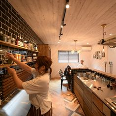 OPEN HOUSE 開催 | 千葉県の新築・注文住宅・自然素材の家・オーダーメイドキッチン Mirror, Kitchen, Cooking, Mirrors, Kitchens, Cuisine, Cucina