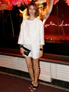 【ELLE】ソフィア・コッポラ|セレブスナップ@2014春夏パリファッションウィーク|エル・オンライン
