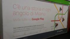 Annunci gratuiti  #annunci #gratuiti #vendere #usato Pubblicità di Google Play a Milano qualcuno ne sa qualcosa?