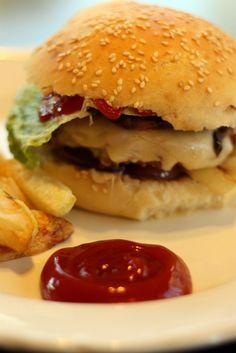 home made hamburger buns