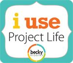 Project Life- scrapbooking