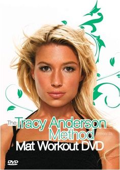 The Tracy Anderson Method Mat Workout DVD - 60 min.  Not super intense but can be painful (in a good way, lol).  Wouldn't use it as a solo workout but good to add on after a run or another DVD.