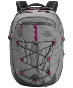The North Face Borealis Backpack - Zinc Gray Heather | Macy's - $66.99
