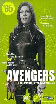 The Avengers (1961) The one and only Diana Rigg!
