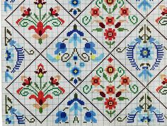 ru / Фото - Vintage Greek - Kenthma me Coton Perle DMC - Dmc Cross Stitch, Beaded Cross Stitch, Cross Stitch Borders, Cross Stitch Flowers, Cross Stitching, Cross Stitch Patterns, Diy Embroidery, Cross Stitch Embroidery, Embroidery Patterns