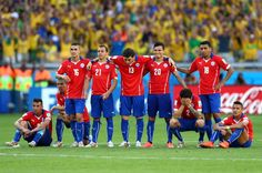 Copa America 2015: Ranking the Top Contenders for Next Year's Major Tournament