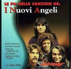 complessi anni 70 - j nuovi angeli