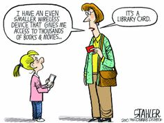 Library-Related Cartoon du Jour « Atlanta Booklover's Blog