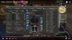 FF14 Kaito Gureitoshi'III ^''\ Warrior Part 1726 Void Ark Item Warrior
