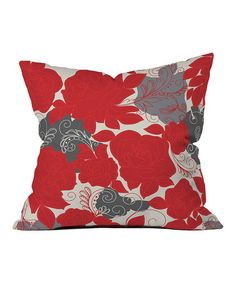 Rendezvous Throw Pillow by DENY Designs on #zulily today!
