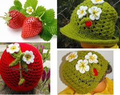 Crochet Hats, Facebook, How To Make