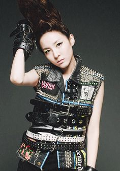 Dara 2NE1 that jacket though Come visit kpopcity.net for the largest discount fashion store in the world!!