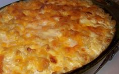 Patti LaBelle's Mac & Cheese This is truly the best ever!!!