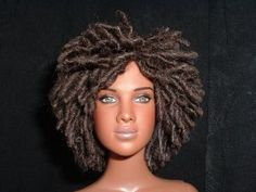 Ask Anu Barbie with Dreads