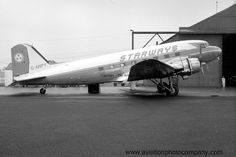 28 March 1956 – Starways Douglas DC-3 G-AMRB crashed at Largs, Ayrshire, killing one of the three crew.