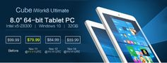 Cube Ultimate Discount Activity from Everbuying - Mobiles-Coupons New Mobile Phones, Windows 10, Cube, Gadgets, Activities, Mobiles, Coupons, Mobile Phones, Coupon