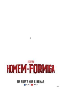 #comingsoon #poster Homem-formiga #marvel