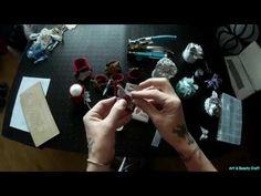 """FELTRO: IDEE PER NATALE CON L'AIUTO DELLE FUSTELLE """"AMICHE CREATIVE"""" - YouTube"""