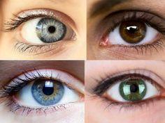 Amilyen a szemünk színe, olyan a személyiségünk