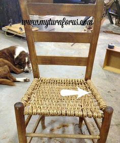 Traditional Woven Chair Seats Projects To Try Woven