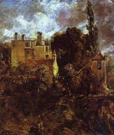 John Constable admiral's house