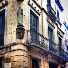 Spain, Calella, today.  #spain #calella #town #city #architecture #design #building - @ivankoff- #webstagram