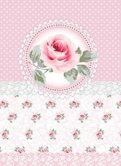 Vintage Labels, Vintage Cards, Vintage Paper, Flower Backgrounds, Flower Wallpaper, Iphone Wallpaper, Paper Napkins For Decoupage, Decoupage Vintage, Scrapbook Paper