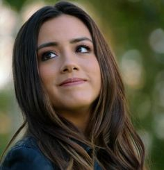 Chloe Bennet as Skye from Marvel's Agents of S.H.I.E.L.D., Season 1, Episode 12 - Seeds