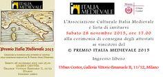 © Premio Italia Medievale 2015