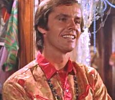 Jack Nicholson - Character n°16 (1968) - Stoney - Psych-Out by Richard Rush