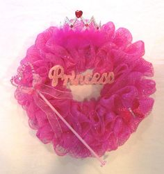 made on similar to this for the princess party