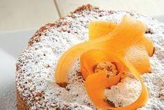 Κέικ καρότο με σταφίδες και κράνμπερι