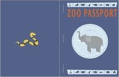 Zoo Passport - Bear requirement 5d: Visit one of the following: zoo, nature center, aviary, wildlife refuge, game preserve with your family or den.