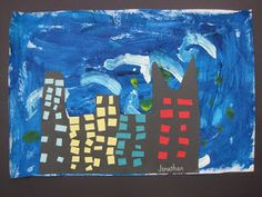 Ms. Motta's Mixed Media: 1st grade