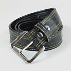 Recycled Inner Tube Belt - Cool Material