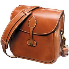 Hinged Speed Bag This all-leather bag easily holds 100 loose shot shells. Brass hinged flap for quick entry. Flap folds back to stay out of the way. Rub And Buff, Sporting Clays, Saddle Leather, Leather Bags, Brass Hinges, Fashion Bags, Women's Fashion, Handmade Bags, Leather Working