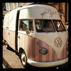 VW Campervan Ice Cream Van