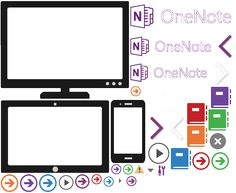 OneNote (app for Android/iOS): A cloud-synching note taking and uploading app, OneNote also shines with its collaboration features, such as the ability to have multiple users working on the same note or document. SkyDrive integration is yet another selling point, especially for those who use Windows 8.