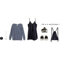 Wallflower by tania-maria on Polyvore