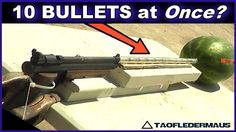 Chain-Reaction of TEN Rifle Rounds -  Were you right?