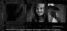 I've spent years searching for… this. The great Jack Sparrow is not some drunk in a cell. Johnny Depp Movies, Johny Depp, Captain Jack Sparrow, Carl Grimes, Blackpink Video, Funny Memes, Memes Humor, Pirates Of The Caribbean, Movie Quotes