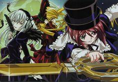 Rozen Maiden #anime