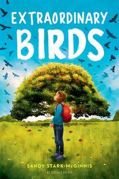 Extraordinary Birds by Sandy Stark-McGinnis // #MGCarousel #middlegrade #MGLit #IReadMG #kidlit