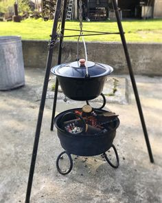 bbq, gave gas barbecue op aanhanger, foodtruck gasbarbecue