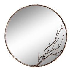 I pinned this Twig Wall Mirror from the Cozy Delights event at Joss and Main!
