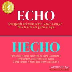 Hecho!