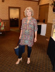 Fifty, not Frumpy: Fashion Show for Monkees!