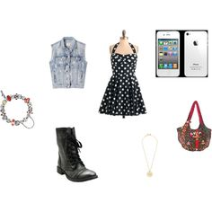 """dress like Lola Williams from the movie LOL: First day of school."" by cassidytaylor14 on Polyvore"