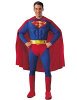 costume adulto superman
